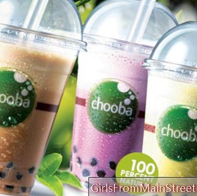 Discover the trend of pearl tea or bubble tea