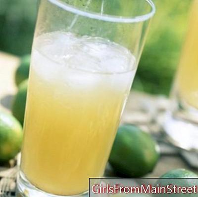 Successful ginger drink