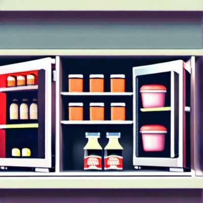 Konzervácia: kam umiestniť aké potraviny do chladničky?