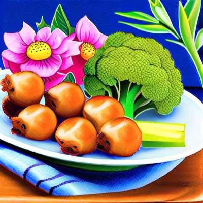 Aspik usw.: Gelee-Küche, Sommerstern