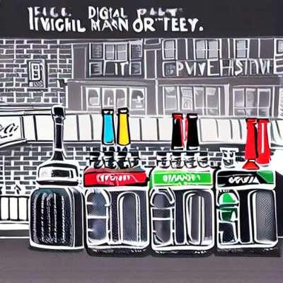 Avasta Coca-Cola pudel, mis on inspireeritud ... Daft Punk!
