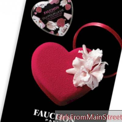 Fauchon celebrates Valentine's Day with
