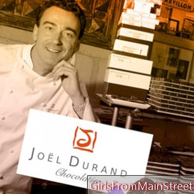 Joël Durand, Chocolatier Saint Rémy de Provence'is