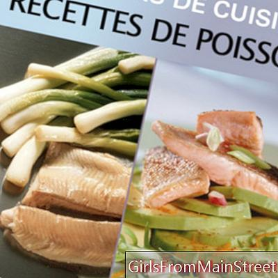 Főzés verseny: Ossza meg a hal recepteket és nyerjen díjat!