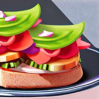 Vasikaliha burger koos Comté juustu ja arugula