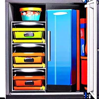 실용적이고 환경 친화적 인 방식으로 냉장고를 보관할 수있는 4 가지 팁
