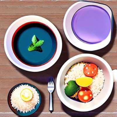 Зумирајте различите врсте пиринча
