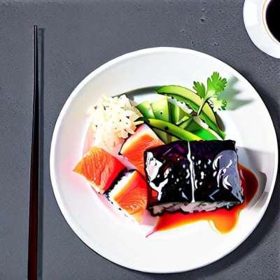 Japāņu virtuve: padariet Kalifornijas maki