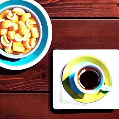 मदर्स डे मेनू: पेटू कॉफी