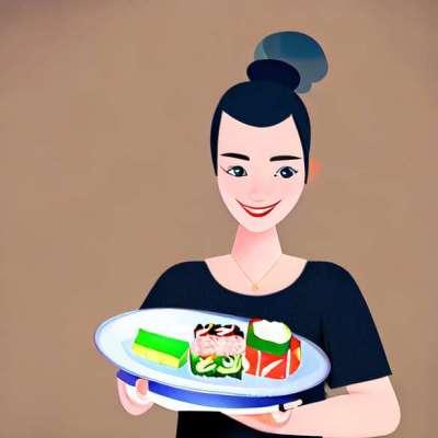 Sushi: edu saladus