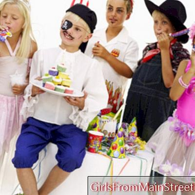 6 tips for organizing a great birthday party