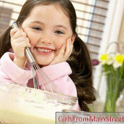Easter holidays: gourmet cooking classes for children