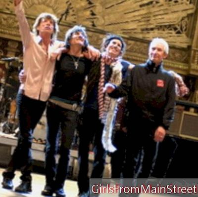 The Rolling Stones will open the 2008 Berlinale