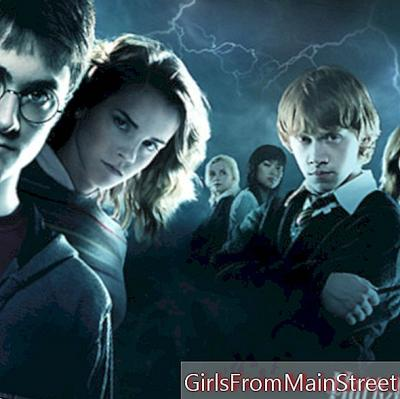 Harry Potter in red Feniksa: čustva in odlični užitki