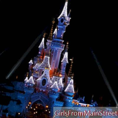 Disneyev čarobni festival s božićnim bojama!