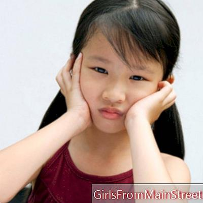 التركيز على الاكتئاب عند الأطفال