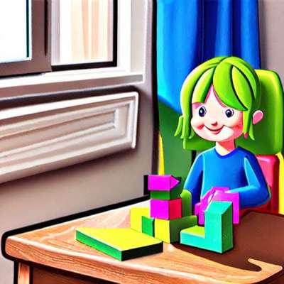 Učite se tujega jezika za otroka skozi otroški govor
