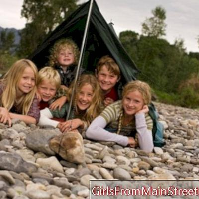 Ekskursijos su vaikais: ilgai gyventi lauke!