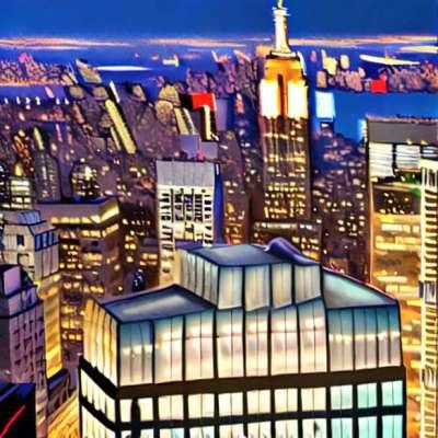 Качка в Нью-Йорку