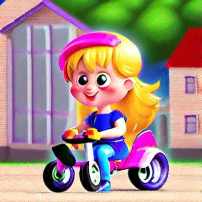 Välimised mänguasjad: lastele rullitakse