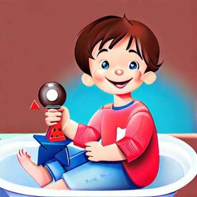 शिशु स्नान के लिए हमारी सलाह