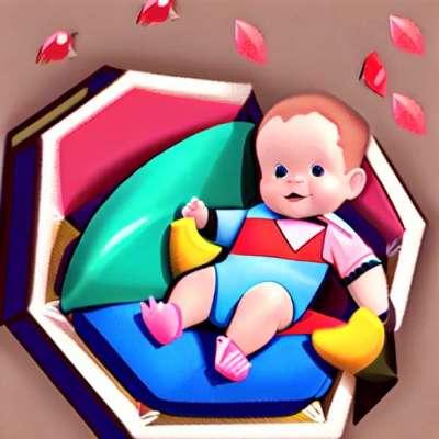 Erweckungsspiele für Babys von 0 bis 1 Jahr
