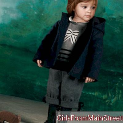 Kid's fashion: the look of the week at Jacadi Layette