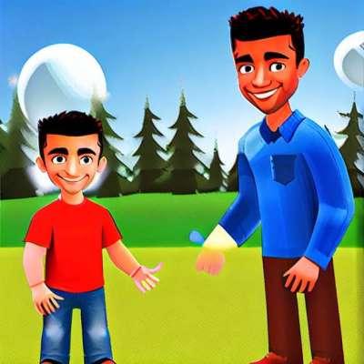 Dads ville forkæle mere en søn, der ligner dem