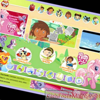 Új hely a 3-6 éves gyermekek számára: TFOU.fr!