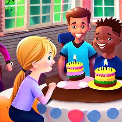 Fødselsdag barn: Leder du efter tak tasker? Se ikke længere