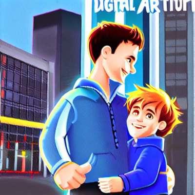 Otcovský instinkt: hen tati mluví!