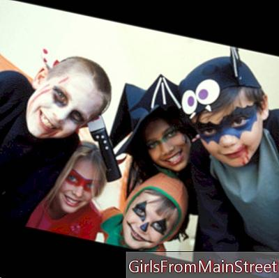 Halloween for kids: Ideas for a successful party