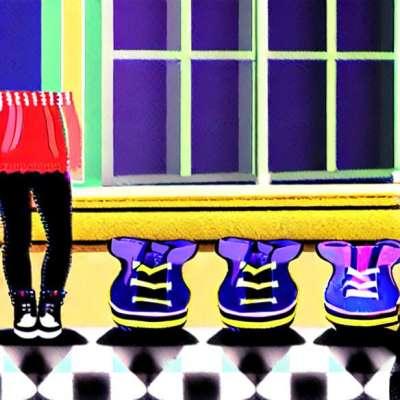 Детская обувь: что нового в обуви для маленьких девочек?