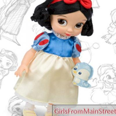Disney dolls: a gift idea for little girls