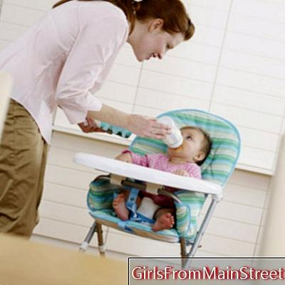 What to give to baby when he has gastroenteritis?