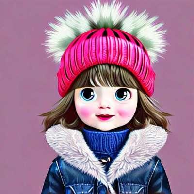 Modna djevojčica ove zime: slatki izgled potpisan od Zara Kids!