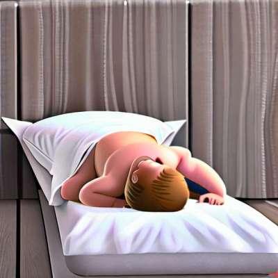 Spánek u dětí: Fáze od narození do dospívání