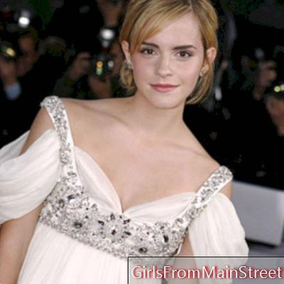 Emma Watson, nueva cara de Burberry.