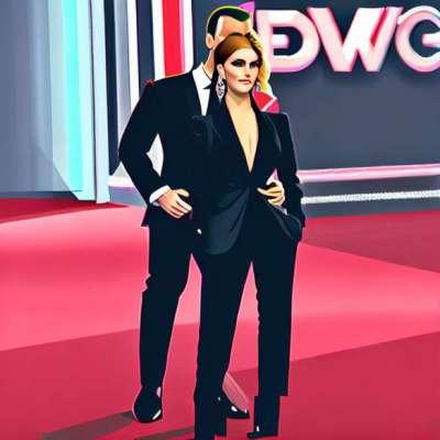 American Music Awards: Rihanna v Elie Saab