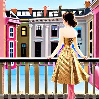 Kate Moss v bleščeči obleki na olimpijskih igrah v Londonu