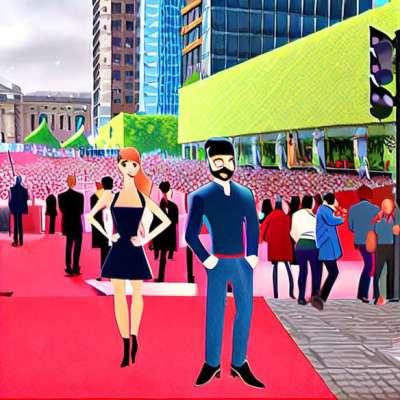 Titta på dagen: Gemma Arterton, den tidigare James Bond Girl i Jake Gyllenhaal armar!