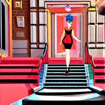 Eva Herzigova i jej nogi XXL na festiwalu w Cannes