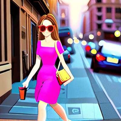 Den værste blomstrede look: Paris Hilton