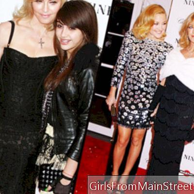 Mutters Top Flop Special Girl: Madonna und Lourdes Vs. Goldie Hawn und Kate Hudson