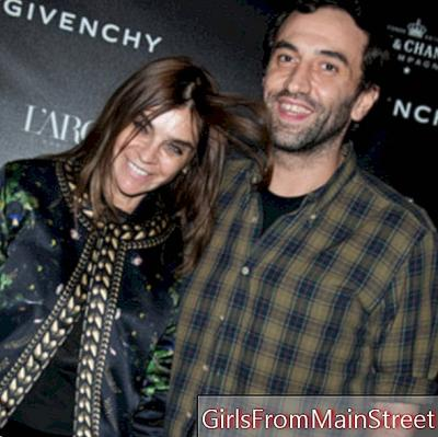 Carine Roitfeld, hired by Barney's
