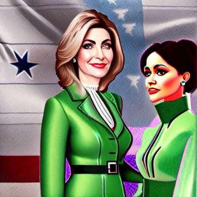 H & M: Rachida Dati, Michelle Obama onu seviyorlar!
