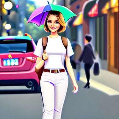 Jennifer Lopez je v celoti bela na ulicah New Yorka