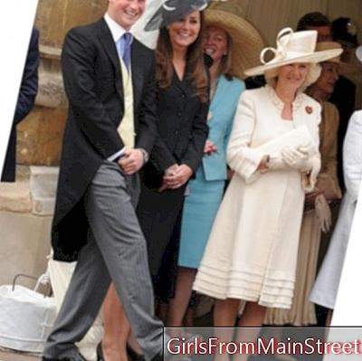 Kate in William, elegantna poroka