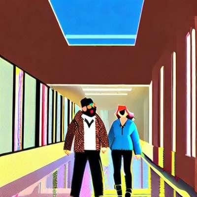 Look des Tages: Lady Gaga Feline Faux Fur