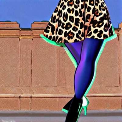 1 stuk / 5 looks: hoe draag je de luipaardprint?